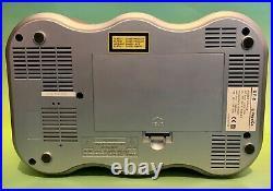 2/2 Rare Vintage Pepsi Japan Promo Portable Speakers Boombox CD Player+FM Radio