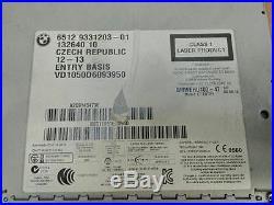 2014 BMW 3 SERIES 330d F30 RADIO CD PLAYER HEAD UNIT 9331203