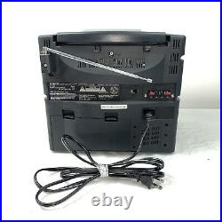 Aiwa CA-D230 Boombox AM FM Stereo CD Player Cassette Tape Portable base only