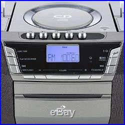 Auna Auna Jetpack Portable Boombox CD-Player USB CD MP3 AUX FM Radio Tuner
