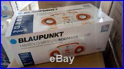 BLAUPUNKT Boombox Stereoanlage CD/FM/USB/MP3/BT