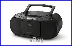 Cassette And CD Player Stereo System Boombox Combo AM FM Portable Recorder Radio