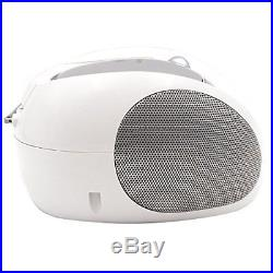 Cd-player Boombox Portable Radio Cd Player With Bluetooth Usb Mp3 Player