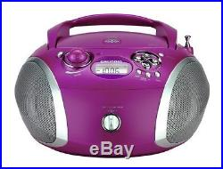 Grundig RCD 1445 USB Portable Stereo (CD Player, MP3 Playback)