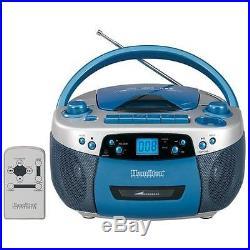 Hamilton Electronics Hamilton USB, MP3, CD, Cassette and AM-FM Radio Boom Box