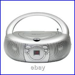 Hamiltonbuhl Mpc3030 Top CD Boombox With Am/fm Radio
