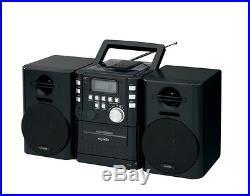High Quality Audio CD Cassette Mini System FM AM Radio Boombox Portable Home V10