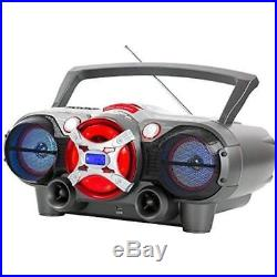 J-50U Boomboxes Portable Jumbo Bluetooth Radio With MP3/CD Player And Cassette
