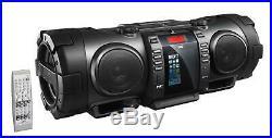 JVC Boombox JVC RVNB100B (kolor czarny)