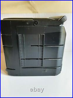 JVC PCXC20 Portable 3 Disc CD Changer Dual Cassette Player/Recorder AM/FM Stereo