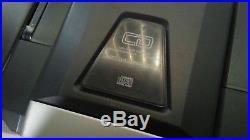 JVC Portable CD Player PC-X550 Cassette Tape Player AM/FM 1-Bit DA Converter