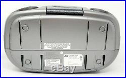 JVC RC-EX30b CD/Casette/AMFM Portable System (Boom Box) VERY RARE