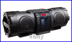 JVC RV-NB75E Portable CD player Schwarz