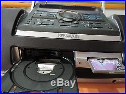 Japanese Hifi Ghettoblaster, Boombox Kenwood Mdx-a7