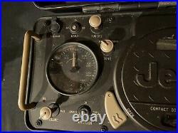 Jeep Boombox Portable CD Radio AM/FM Cassette Player WPSS-1A Vintage