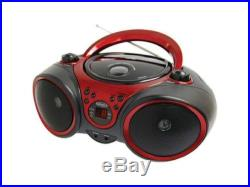 Jensen Cd-490 Portable Stereo Cd Player With Am/Fm Stereo Radio