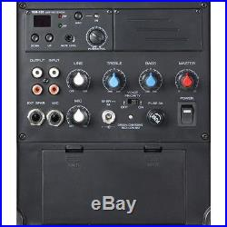 LD Systems Roadboy 65 Portable Pa System Boombox Wireless Microphone CD Player