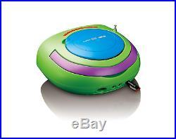 Lenco SCD 70 Portable DAB +/FM Radio with Top Loading CD Player, MP3 Player, USB
