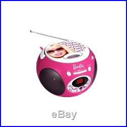 Lexibook Barbie RCD102BB Boombox RCD102BB