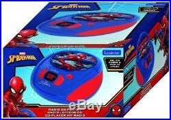 Lexibook RCD108SP Spider-Man FM Radio Top-Load CD Player Boombox AC adaptor