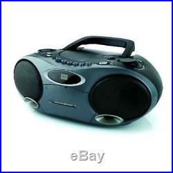 Memorex CD MP3 Boombox Cassette Player and AM/FM Radio Audio Home Portable