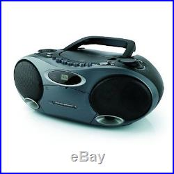 Memorex CD MP3 Boombox Cassette Player and AM/FM Radio Audio Home Portable NEW