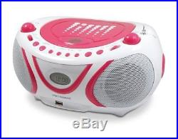 Metronic 477109 Portable Stereo (CD Player, MP3 Playback)