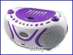 Metronic POP Portable Stereo CD Player, MP3 Playback
