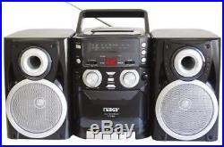 NAXA Electronics NPB-426 Portable CD Player with AM/FM Stereo Radio