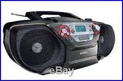 NEW Philips AZ5741 DVD Soundmachine Boombox, VCD, WMA-CD DVD SOUND MACHINE CD FM