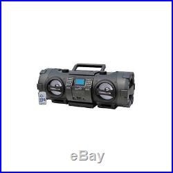 NEW Supersonic SC-2711 Radio/CD Player BoomBox Wireless BT Boombox SC2711