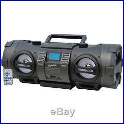 NEW Supersonic Sc-2711bt Wireless Bluetooth(r) Boom Box