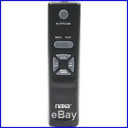 Naxa Portable Cd & Mp3 Player w Am And Fm Radio Remote & Usb Inputs WOW