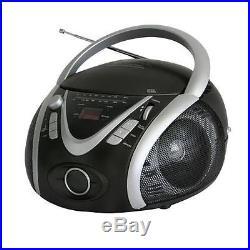 Naxa Portable MP3/CD Player with AM/FM Stereo Radio USB Input #NPB-246