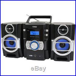 Naxa Portable MP3/CD Player with PLL FM Radio amp USB Input