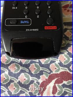 Panasonic Portable CD/Cassette Player Ghettoblaster RX-DS25