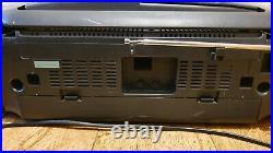 Panasonic RX-DT401 Vintage Retro Portable Boombox XBS MASH Radio/Tape/CD Player