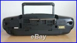 Panasonic RX-DT501 Boombox Ghettoblaster Radiorecorder. TOP ZUSTAND. WIE NEU