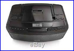 Philips AZ-420 Soundmachine Portable Audio CD USB Player FM Tuner MP3-CD 220V