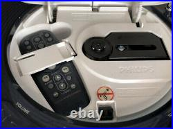 Philips AZ3300 Portable Boombox, CD and Radio Player With Remote