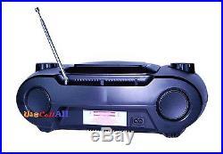 Philips AZ3811 SoundMachine Portable Boombox MP3 CD Player AM/FM Radio