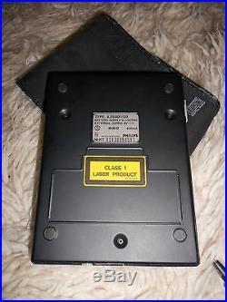Philips AZ6801 /00 Cd portable player lecteur CDs portable