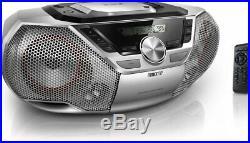 Philips AZ783/12 Portable Stereo CD Player, MP3 BOOMBOX MP3/WMA-CD, CD CD-RW