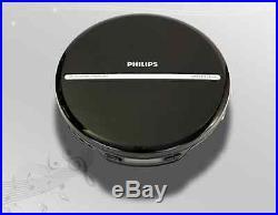 Philips EXP2546 Portable CD Player+Earphone MP3-CD Playback Language Study