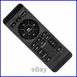 Philips Portable Boombox CD Player Bluetooth FM Radio MP3 Mega Bass Reflex Stere