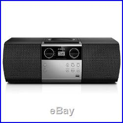 Philips Portable Micro Hi-Fi Music Sound System, CD Player, MP3-CD, and