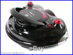 Portable CD/MP3/USB/SD/FM/AM/AUX Boombox Radio Music Player With Remote control