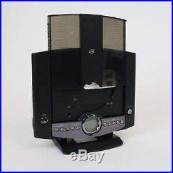 Portable Programmable Micro Home Music System AM/FM Radio Wall Mountable Remote