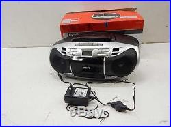 RCA RCD378D Portable CD Player 267669 E36