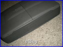 Rare Sansui Audio Note A4 A-4 Portable Cassette CD Boombox Radio Tape Player